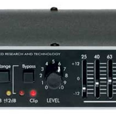 ART EQ341 2-Channel15 Band Graphic Equalizer