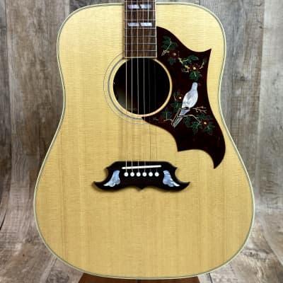 Gibson Dove Original Antique Natural w/case