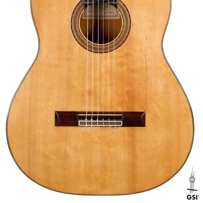 Hernandez Y Aguado Blanca 1960 Flamenco Guitar Spruce/Cypress for sale