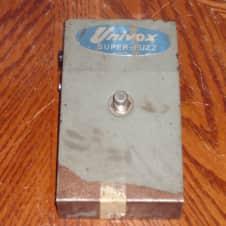 Univox Super Fuzz 1960's