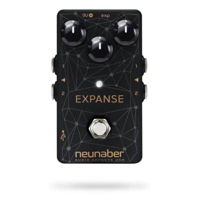 Expanse Programmable Effect Pedal