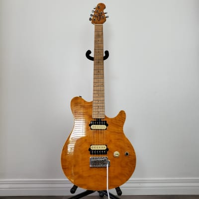 OLP Ernie Ball Licensed MM-1 EVH Wolfgang Flame Maple for sale