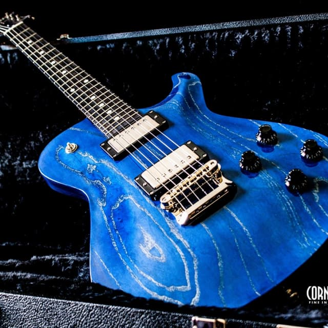 Knaggs Kenai Blue Drift Gloss-Authorized Dealer image