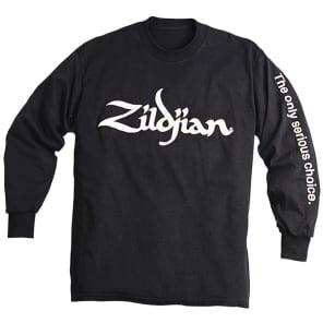 Zildjian Long Sleeve Logo T-Shirt - Medium