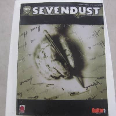Sevendust Home Sheet Music Song Book Songbook Guitar Tab Tablature