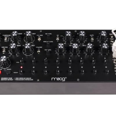 Moog DFAM Semi-Modular Analog Percussion Synthesizer
