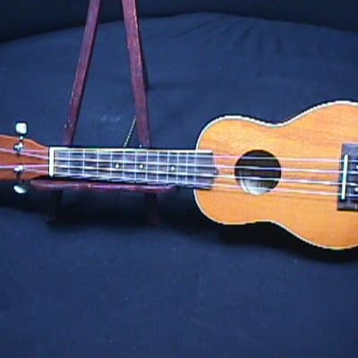 A Mitchell Solid Wood Soprano Ukulele Ready to Play   4 U for sale
