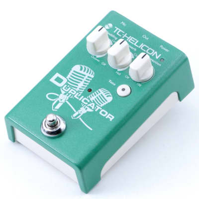 TC Helicon Duplicator Vocal Effects Pedal P-07335
