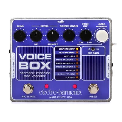 Electro-Harmonix Voice Box Pedal