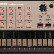 Korg Volca Keys Three Voice Analogue Synthesizer