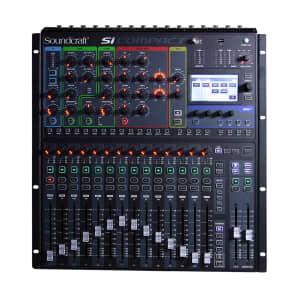 Soundcraft Si Compact 16-Channel Digital Mixer