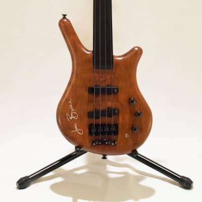 Jack Bruce Signature Bass 2002 Golden Brown  #38 of 107   Super Rare