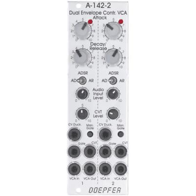 Doepfer A-142-2 Dual Envelope Controlled VCA