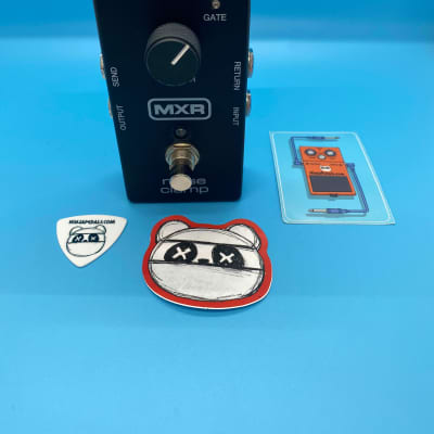 MXR M195 Noise Clamp Noise Gate Pedal | Fast Shipping!