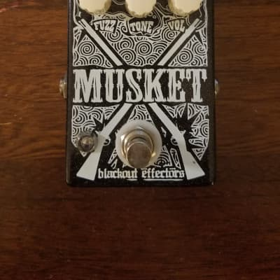 Blackout Effectors Musket Fuzz - Excellent Condition - Free Shipping!
