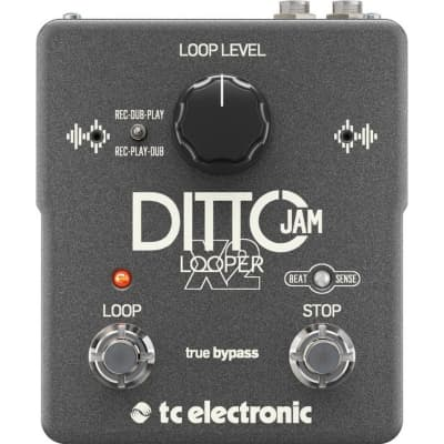 TC Electronic Ditto Jam X2 Looper Pedal, Nearly New for sale