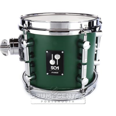 Sonor SQ1 Tom 8x7 Roadster Green | 16130739 - Clearance Deal!
