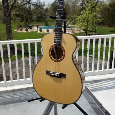 Martin Custom Shop - CS-OM True North-16 (2016 Perfect Condition) for sale