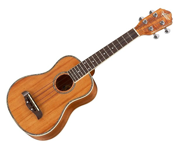 Musical Instruments & Gear Guitars & Basses Oscar Schmidt Ou5 Koa Concert Ukulele