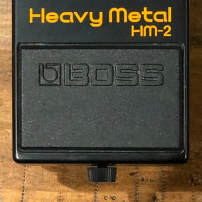 Boss HM-2 Heavy Metal (MIT)
