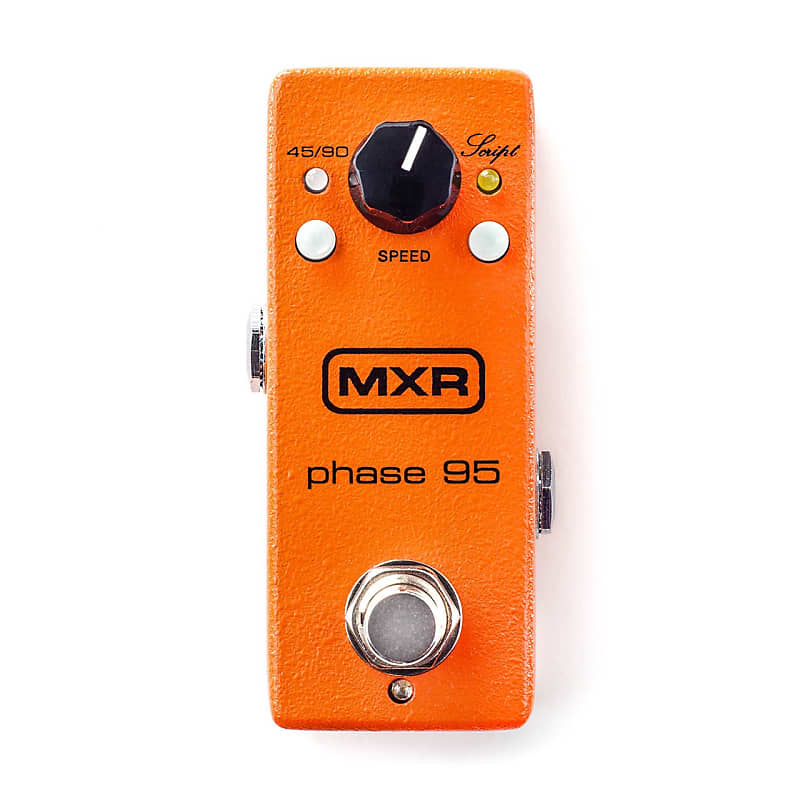 MXR M290 Phase 95 Mini Phaser Effects Pedal