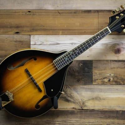 Mitchell AM100VS Mandolin A-Style 8-String Vintage Sunburst for sale