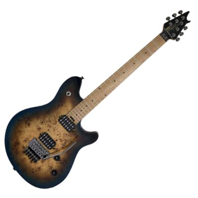 EVH Wolfgang WG Standard Xotic - Baked Maple - Midnight Sunset for sale