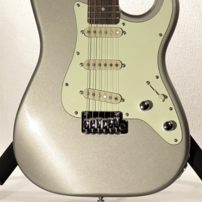 Schecter Nick Johnston Traditional 2019 Atomic Silver for sale