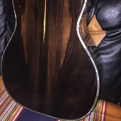 Foley handcrafted concert  presentation Ziricote back and sides for sale