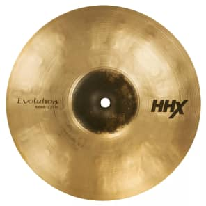 "Sabian 12"" HHX Evolution Splash Cymbal"