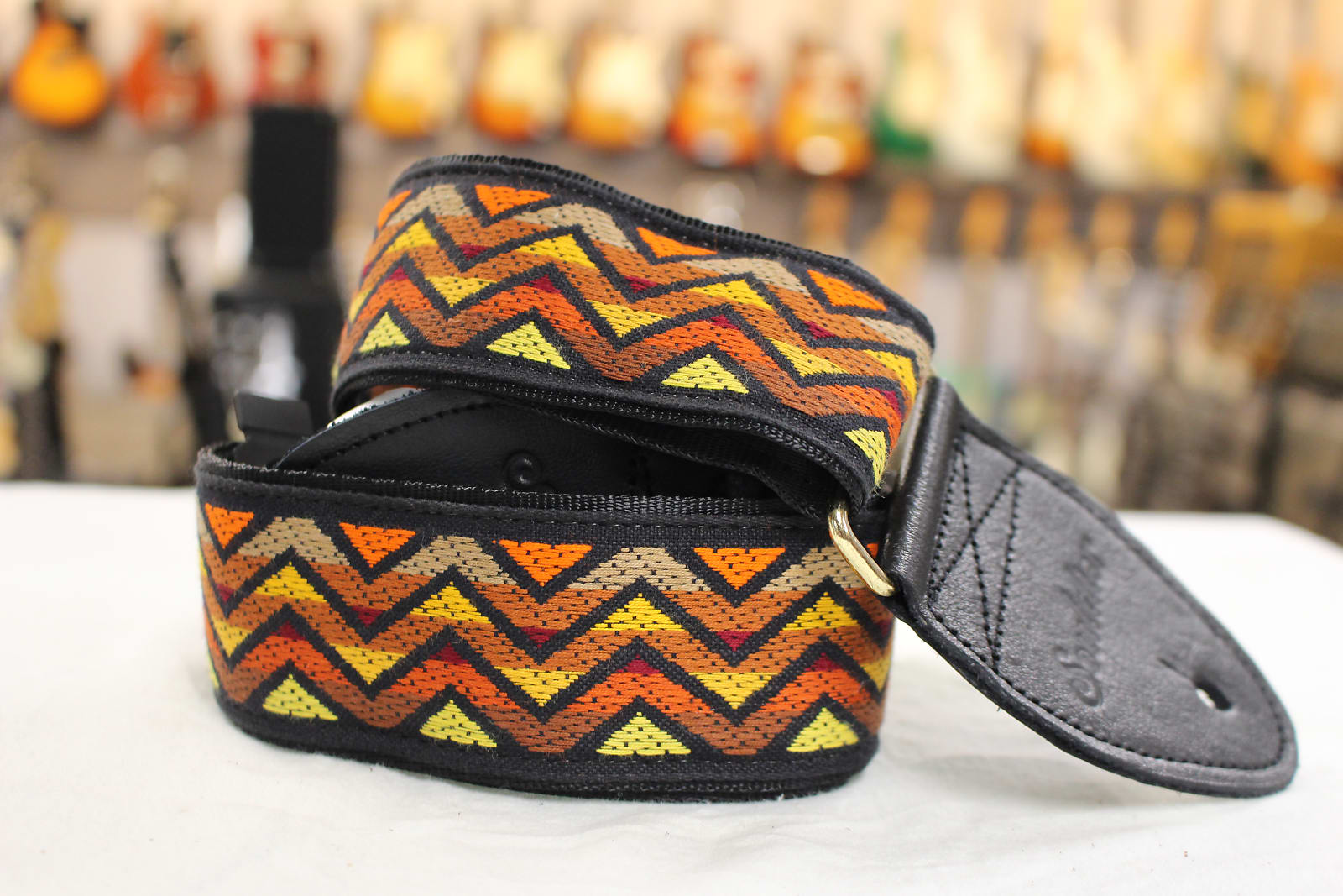 Souldier Tetons Guitar Strap *Exclusive Empire Guitars Design* *Free Shipping in the USA*