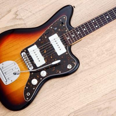 2013 Fender Jazzmaster '62 Vintage Reissue Offset Electric Guitar Sunburst Japan for sale