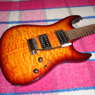 Fender Special Edition Showmaster QMT HH 2005 - 2007