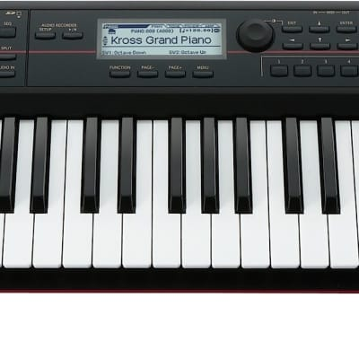 KROSS 261 MB 61 Key Keyboard Workstation Black