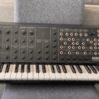 Korg MS-20 Reissue Kit (ASSEMBLED)
