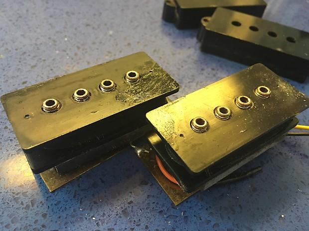 Ibanez 1983 RoadStar II RB620 bass Super P4 PICKUP – Ibanez Wiring Harness