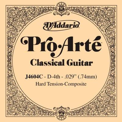 D´Addario ProArte Composite J4604C D Single Classic String