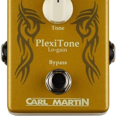Carl Martin PlexiTone Lo-Gain Overdrive Pedal for sale