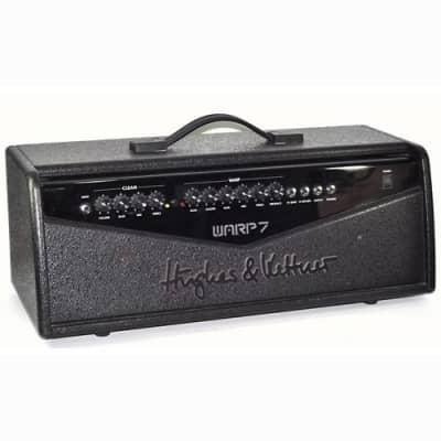 Hughes & Kettner Warp 7 2-Channel 100-Watt Solid State Guitar Amp Head