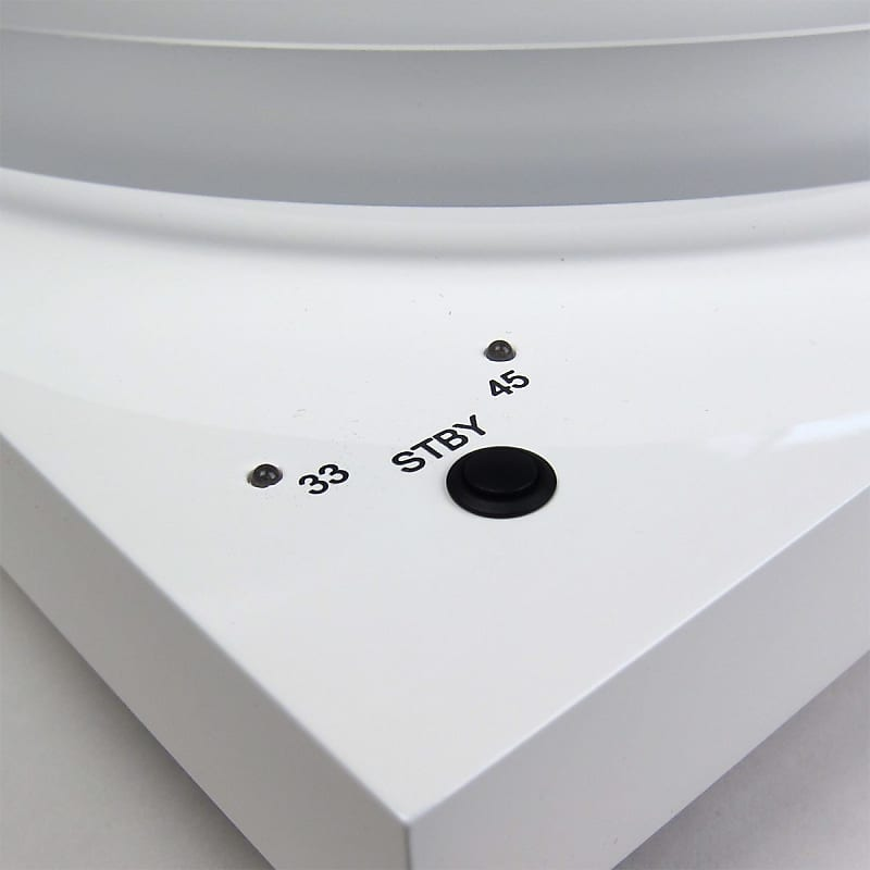Pro-Ject: Debut Carbon DC Esprit SB Turntable - White | Reverb