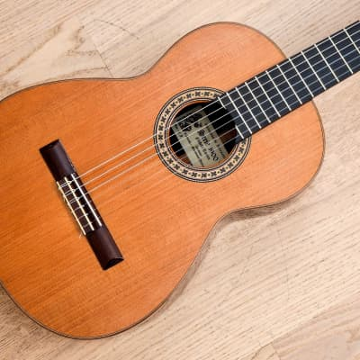 1998 Vicente Sanchis Torres Model 1903 Classical Acoustic Guitar Cedar, Rosewood for sale