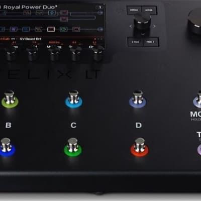 Line 6 Helix Floor Multi-Effect and Amp Modeler