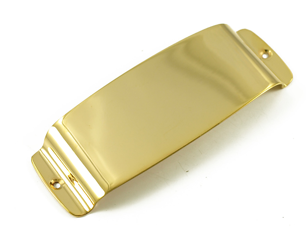 wd music jazz bass pickup cover gold fits fendert60g reverb. Black Bedroom Furniture Sets. Home Design Ideas