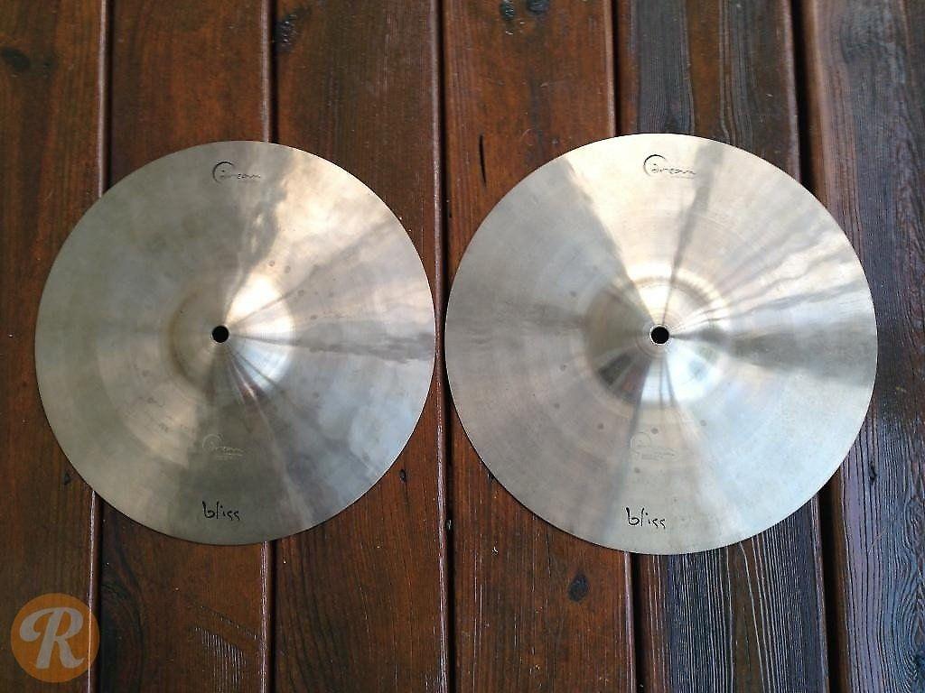 dream cymbals 13 bliss hi hat pair reverb. Black Bedroom Furniture Sets. Home Design Ideas