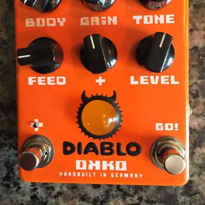 OKKO Diablo Gain + Overdrive - PRICE DROP for sale