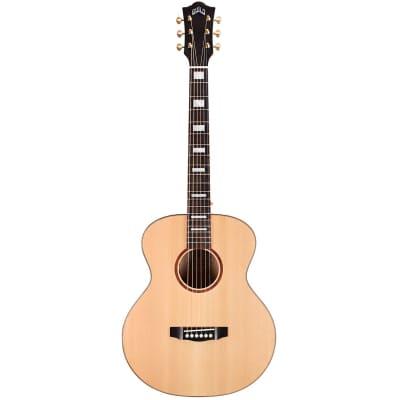 Guild Jumbo Junior Reserve Maple guitare folk électro-acoustique for sale