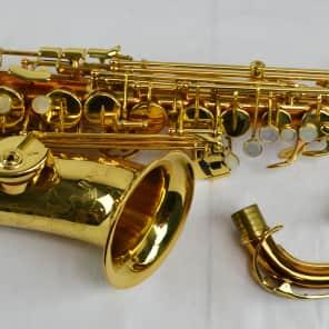 Selmer SAS280RC LaVoix II Step-Up Model Alto Saxophone