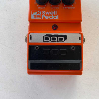 DOD Digitech FX15 Swell Volume Slow Gear Rare Vintage Guitar Effect Pedal for sale