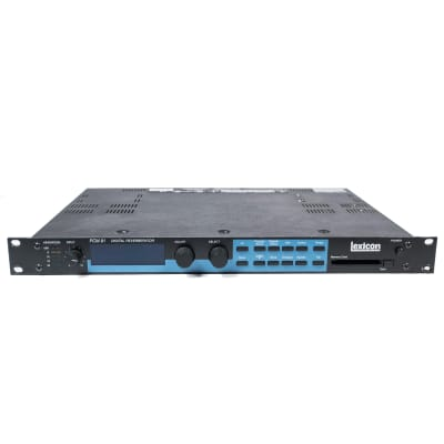 Lexicon PCM 91 Digital Reverberator