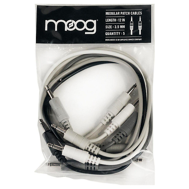 "Buy moog 6"" inch modular patch cables online at low prices in."